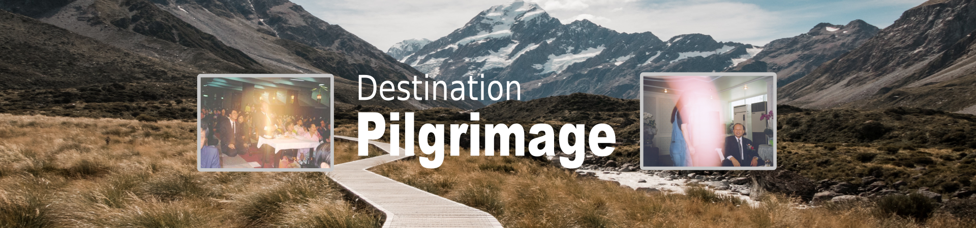 Destination Pilgrimage